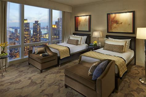 hudson park bedding city view hotel rooms in new york city mandarin