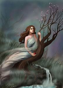 The Fate of Persephone on Pinterest | Hades And Persephone ...
