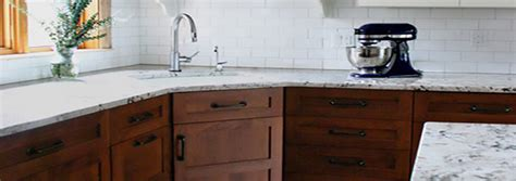 countertops for kitchens mix matched countertops