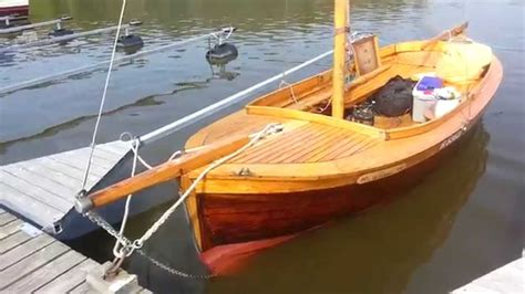 Old Wooden Boat Video by Vanha Meril 228 Inen Wickstr 246 M C Old Wooden Boat With Old