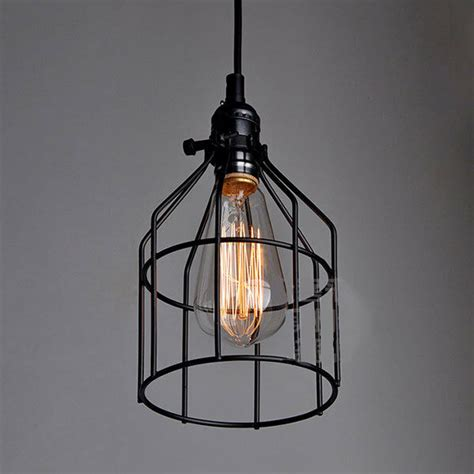 rustic chandelier lighting industrial rustic style loft metal ceiling fixture light