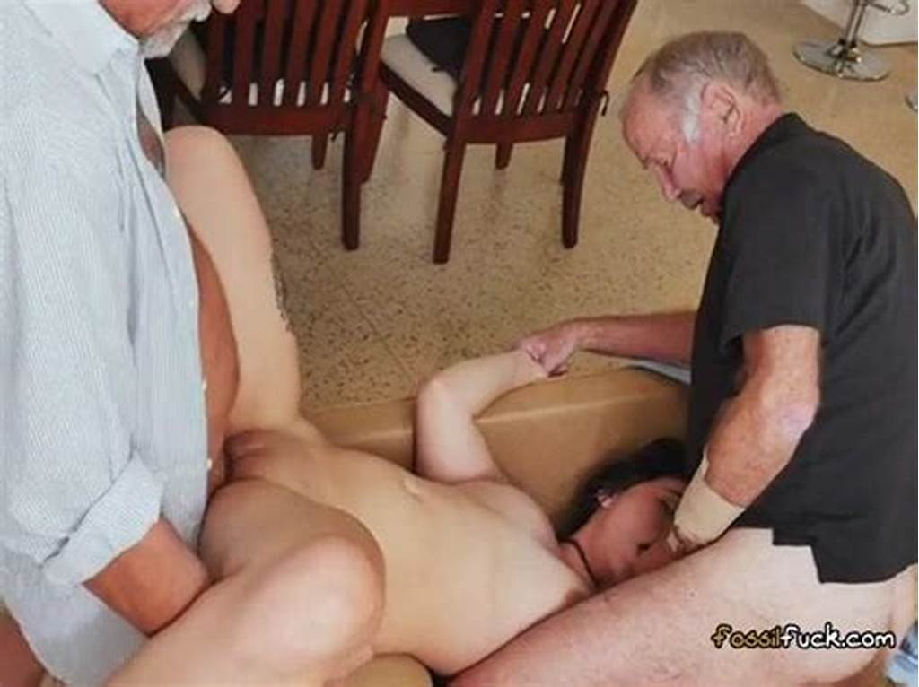 #Desperate #Teen #Sydney #Sky #Gets #Used #By #Dirty #Old #Men