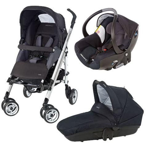 groupe siège auto bébé pack trio loola total black bébé confort pour enfant dès