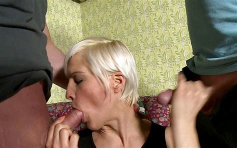 big titted mature german babe getc cock in her pussy and