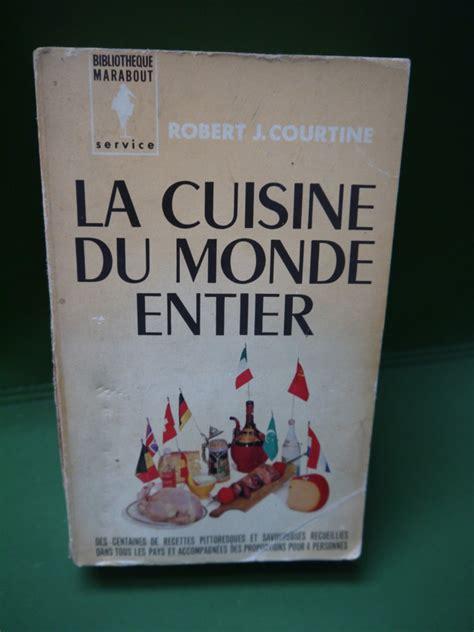 marabout cuisine du monde bouquinerie belgicana la cuisine du monde entier