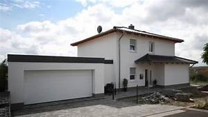 Stadtvilla Mit Garage : stadtvilla mit doppelgarage ~ Lizthompson.info Haus und Dekorationen
