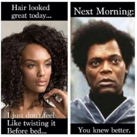 Natural Hair Meme - 14 hilarious hair inspired memes