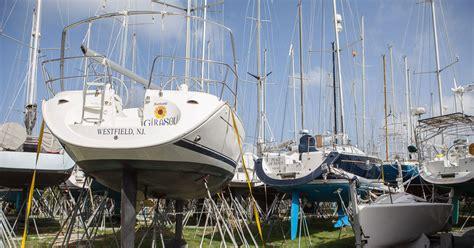 Service Boat Yard by Service Boatyard At Nanny Cay Tortola