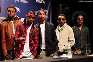 Mindless Behavior and Diggy Simmons images Diggy and MB ...