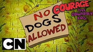 Courage the Cowardly Dog - A Night at the Katz Motel - YouTube
