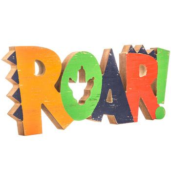 roar wood decor hobby lobby
