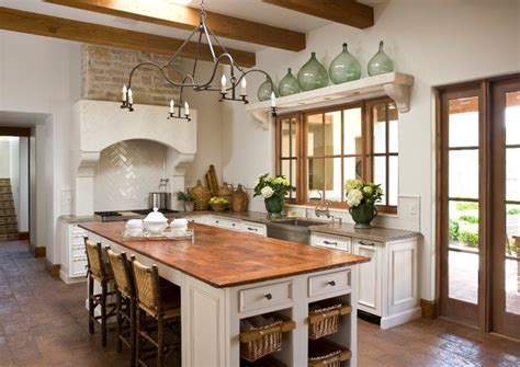 Reclaimed Wood Countertops   Contemporary   kitchen   The