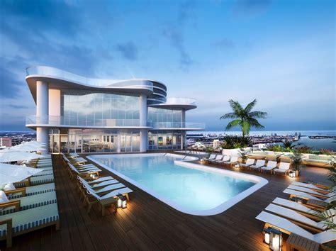 rooftop pools    head swim rooftop pool