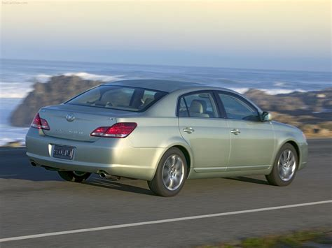 2006 Toyota Avalon Green  200+ Interior And Exterior Images