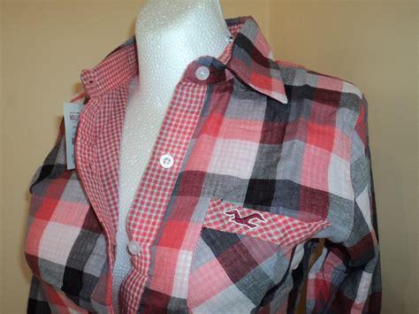 camisa blusa hollister abercrombie larga dama vmj 100 00 en mercado libre