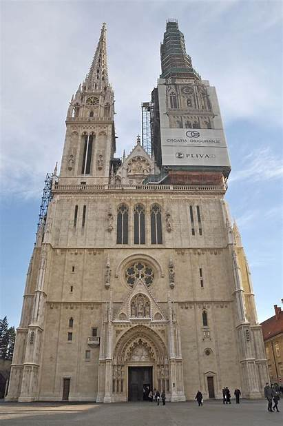 Cathedral Zagreb Earthquake