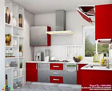 Heavenly Home Interior Beside Modern Kitchen Ideas Pict Kitchen Interior Works At Trivandrum Kerala