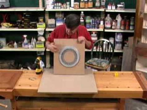 Lazy Susan Presented by Woodcraft   YouTube
