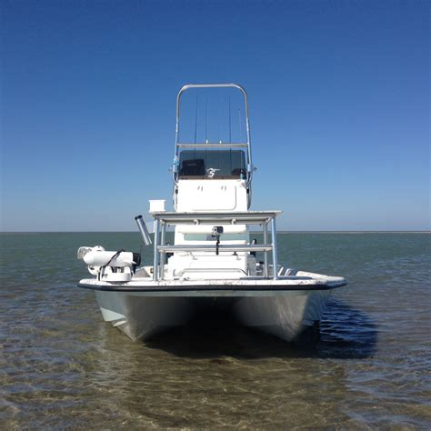 Boat Service Mansfield by Fairwater Charters Drift Wade Fishing Port Mansfield Tx
