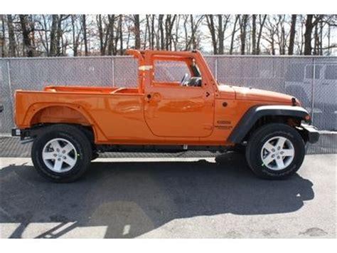 jk8 jeeps for sale buy new new 2012 jeep wrangler jk8 pick up conversion for