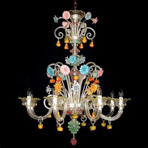 lustre de murano occasion quot tripudio quot lustre en verre de murano murano glass chandeliers