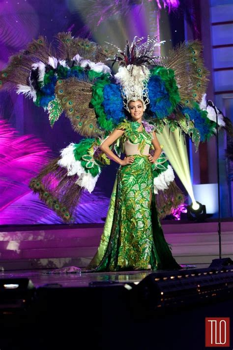 miss universe 2015 national costume review touchemagz