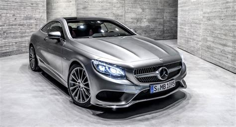 New Mercedes-benz S-class Coupe Priced From 9,900* In