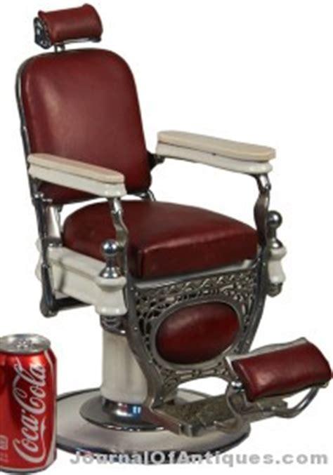 kochs barber chair models gavels n paddles scale model barber s chair 42 000
