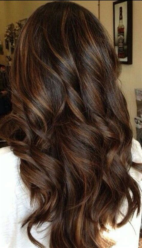 Pics Brown Hair by 30 Looks With Caramel Highlights On Brown And Brown Hair
