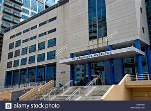 St Bernard's Hospital at Europort, Gibraltar Stock Photo ...