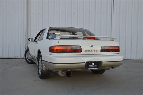The nissan silvia is the series of sport coupes also known as the nissan s platform. 1990 Nissan Silvia | Toprank Motorworks
