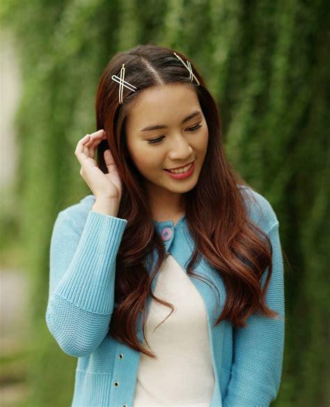 chic hair clip hairstyles  inspire    hair