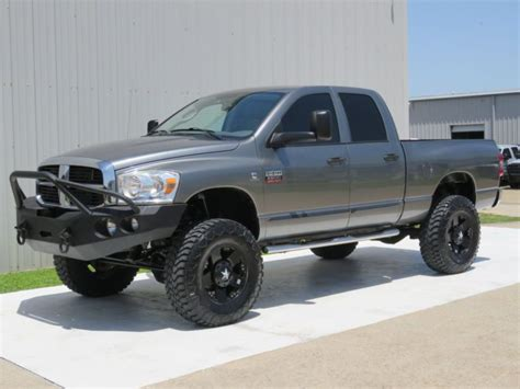 Sell used 2007 Dodge Ram 2500 DIESEL 4X4 in San Ygnacio