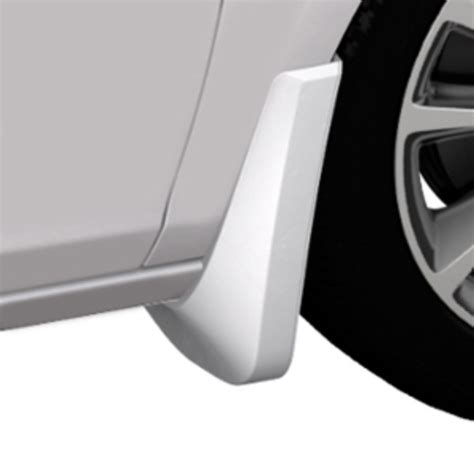 buick verano splash guards front molded summit white gaz shopgmcpartscom
