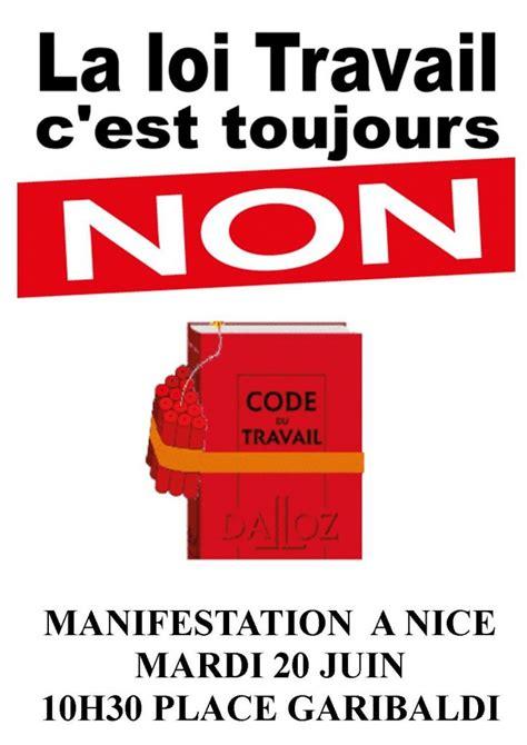 si鑒e cgt montreuil loi travail manifestation mardi 20 juin à 10h30 place garibaldi à union locale cgt