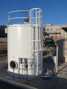 6000 Gallon New Carbon Steel Mix Tank Douglas Tank Sales