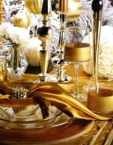 40 beautiful gold christmas decoration ideas