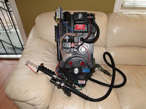 Ghostbusters Proton Pack by Proton Pack For Reference Bisl Show