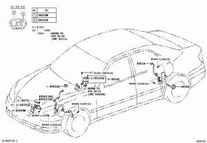 29 2005 Toyota Camry Parts Diagram