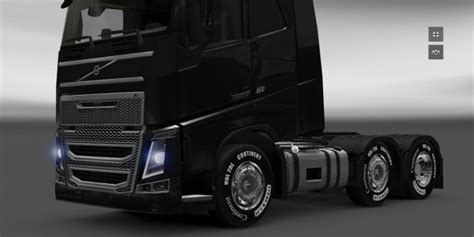 grey sirius wheels euro truck simulator  mods ets