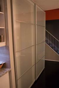 Ikea Pax System : installing ikea pax doors as sliding closet doors ikea hack ~ Buech-reservation.com Haus und Dekorationen