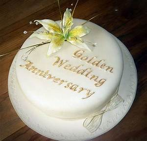 pictures 8 of 21 golden wedding anniversary cake photo With romantic wedding anniversary ideas