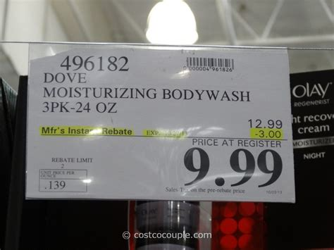 dove moisturizing bodywash