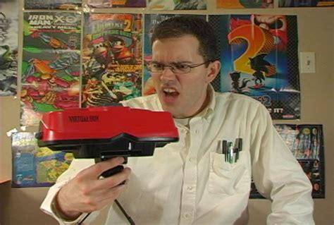Virtual Boy Angry Video Game Nerd Episode 42 Youtube