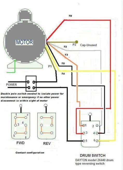 Baldor Single Phase Motor Wiring Diagram Impremedia
