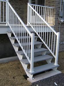 Rampe Pour Escalier : marches escaliers ~ Melissatoandfro.com Idées de Décoration