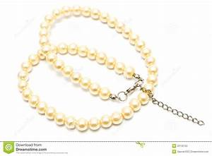Pearl Necklace Stock Photography - Image: 20132122