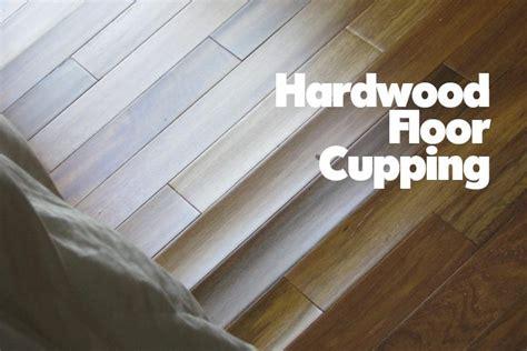 hardwood floor cupping home inspection alabama