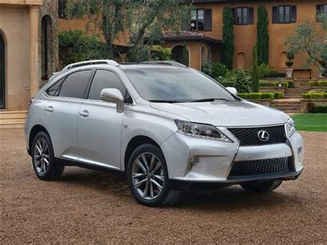 2014 Lexus Rx 350 Models, Trims, Information, And Details