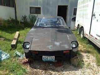 1976 Datsun 280z Parts by Find Used 1976 Datsun 280z 5spd Project Car Lots Of